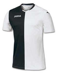 T-shirt sportiva bicolore...